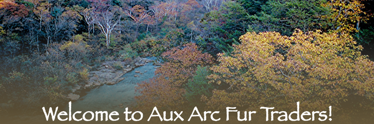 Welcome to Aux Arc Fur Traders