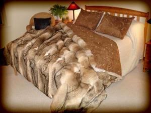 Aux Arc Fur Traders Blanket